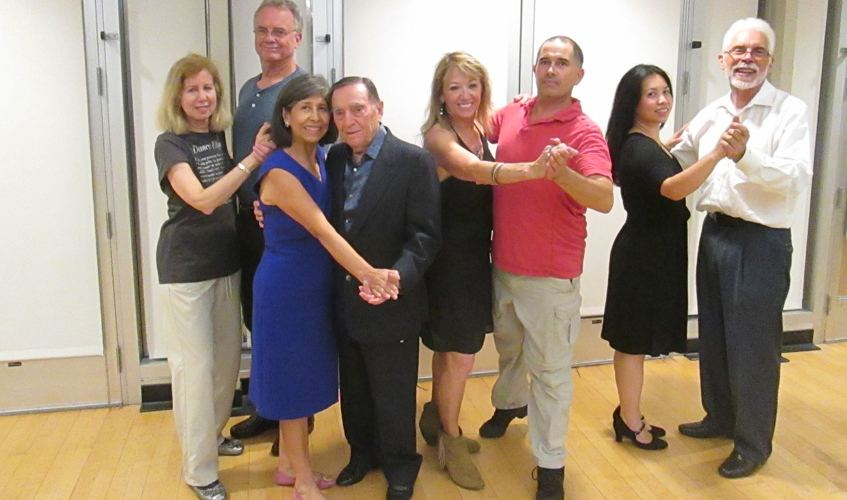 Ballroom & Swing Dance Lessons San Fernando Valley CA